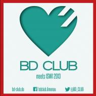BD CLUB - ISWI Flyer