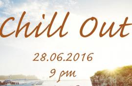 Flyer Chill Out
