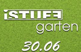 Flyer ISTUFF Garten