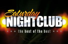 Flyer saturday NIGHTCLUB