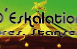 Flyer D'Eskalation // Stansen
