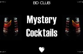 Mystery Cocktails