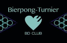 Flyer Bierpong-Turnier