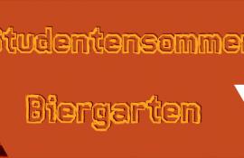 Flyer StuSo || Biergarten