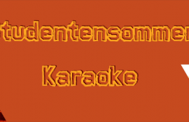 Flyer StuSo || Karaoke