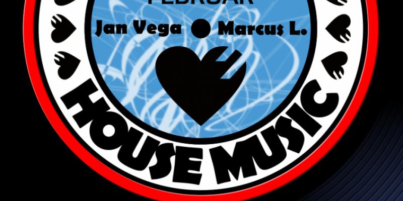 Flyer D-licious House Music