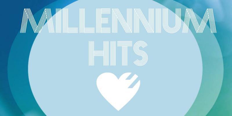 Flyer Millenium Hits