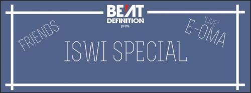 "BeatDefinition-""ISWI SPECIAL""                    E-OMA/FRANK&FRIEDRICH [02.06.15]"