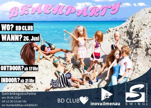 inova Beach Party [26.06.14]