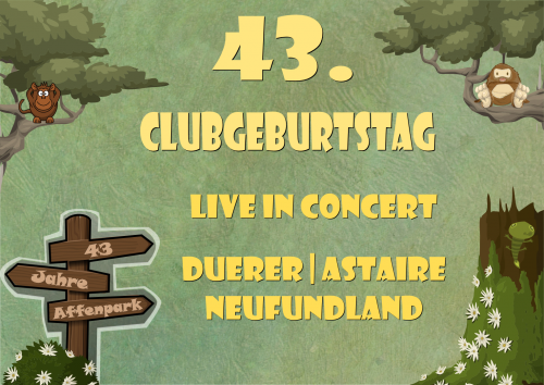 Live in Concert: Duerer I Astairre I Neufundland  [12.10.15]