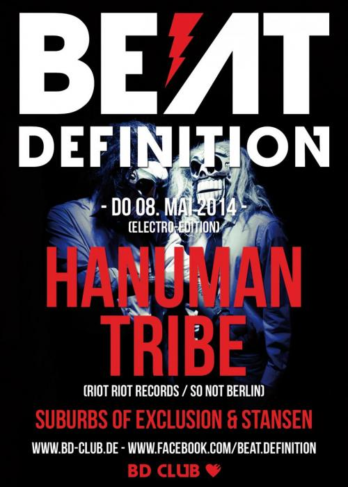 BEAT DEFINITION pref. SUBURBS OF EXCLUSION [08.05.14]