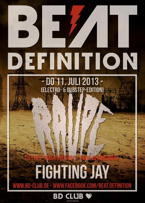 Beat Definition pres. Raupe feat. Fighting Jay [11.07.13]
