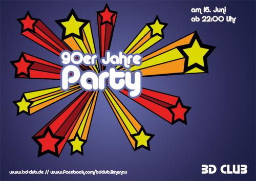 90er Party [16.06.12]