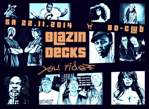 Blazin Decks RoadEyO [22.11.14]