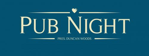 CGW   Pub Night pres. Duncan Woods [13.10.14]