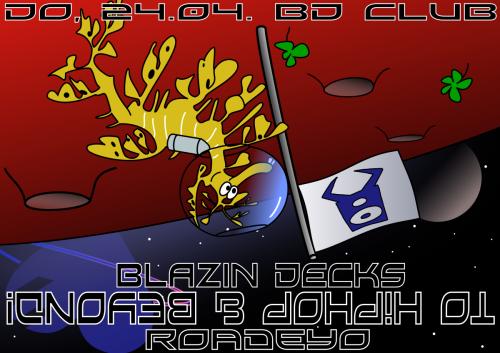 Blazin Decks [24.04.14]