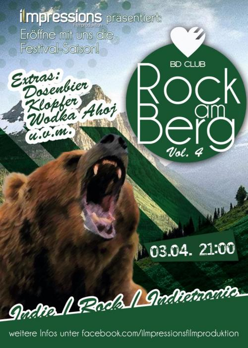 "Ilmpressions pres. ""Rock am Berg""  [03.04.14]"
