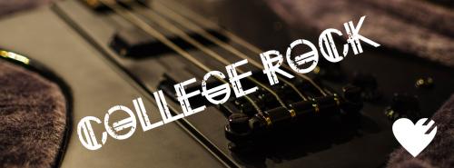 Flyer Collegerock