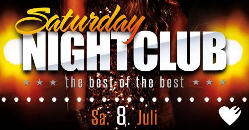Flyer Saturday NIGHTCLUB