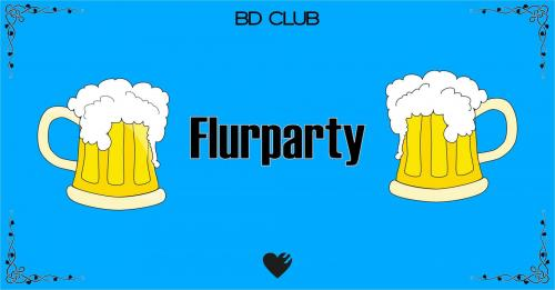 Flyer Flurparty