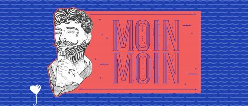 Flyer Moin Moin