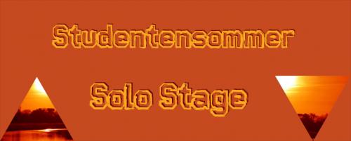 Flyer StuSo II Solo Stage