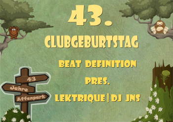 Beat Definition pres. Lektrique I DJ JNS [13.10.15]