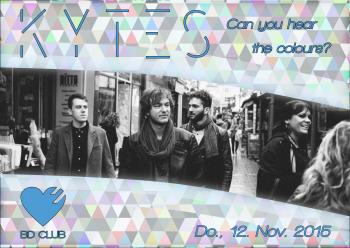 Indiekonzert: Kytes [12.11.15]
