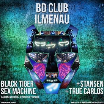 "Beat Definition pres. ""Black Tiger Sex Machine"" [28.11.13]"