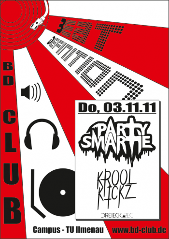[B]eat [D]efinition pres. Partysmartie & Krool Kickz (Dreieck ∆ Records) [03.11.11]