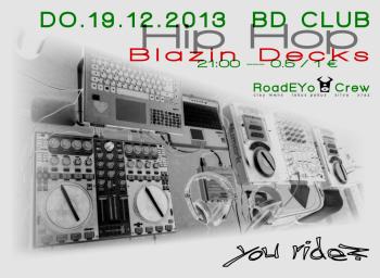 Blazin Decks [19.12.13]