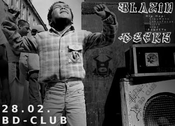 Blazin Decks feat. RoadEYo! [28.02.15]