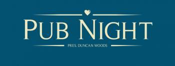 CGW | Pub Night pres. Duncan Woods [13.10.14]