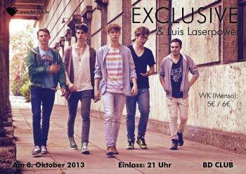Exclusive & Luis Laserpower [08.10.13]