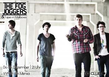 "Konzert von ""The Fog Joggers"" und ""Tapes in Mailboxes""  [06.12.12]"