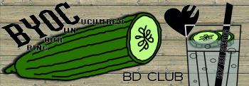 Flyer BYOC - Bring Your Own Cucumber