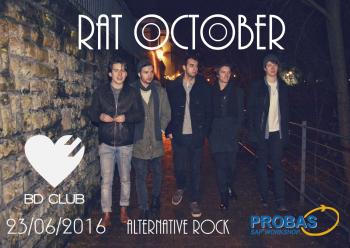 Flyer Rat October