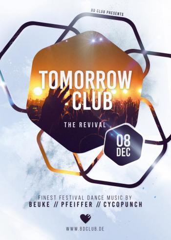 Tomorrowclub - The Revival