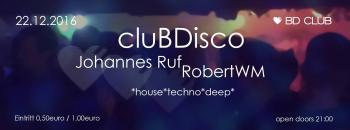 Flyer cluBDisco