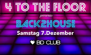 4 to the floor - back2house